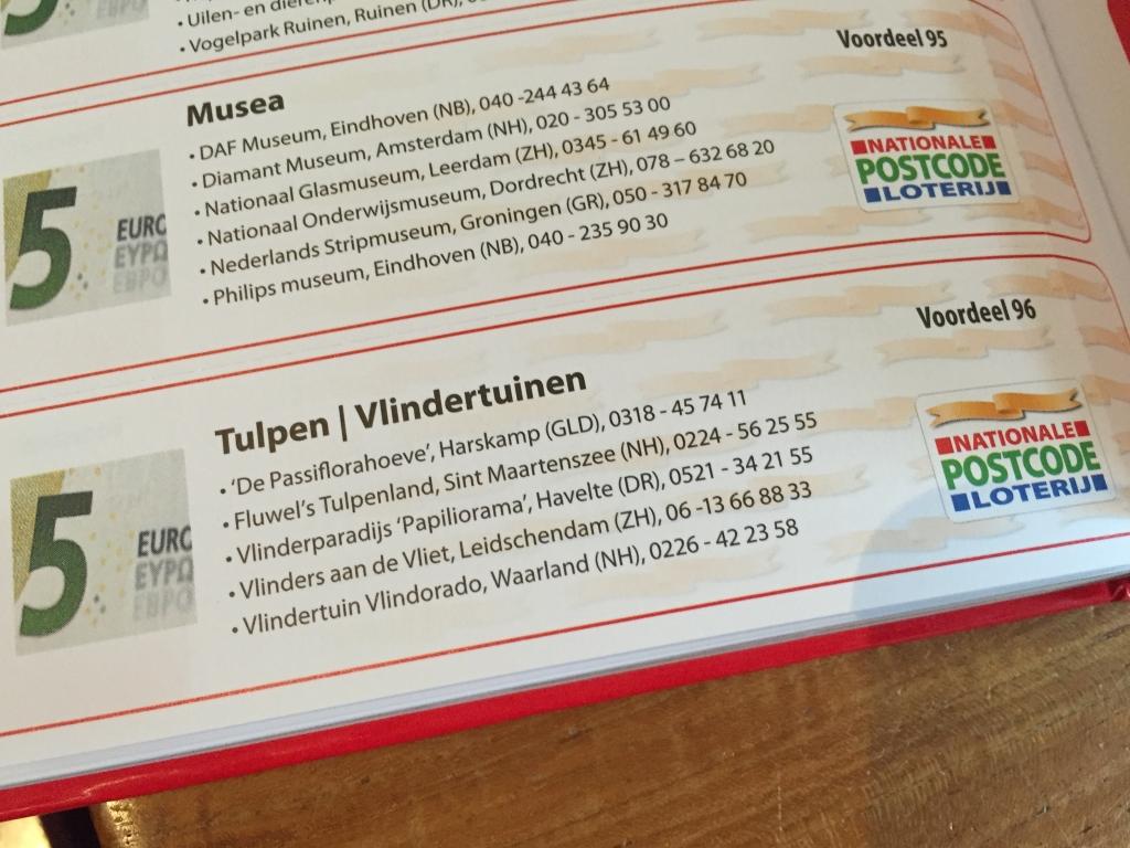 Passiflorahoeve doet mee met Voordeelagenda Nationale Postcode Loterij
